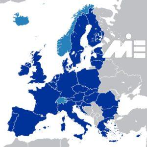 بلوکارت اتریش و شرایط عمومی آن