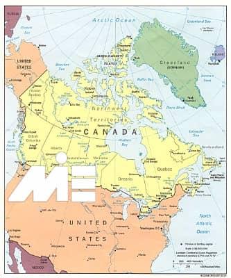 کارآفرینی در کانادا و شرایط عمومی