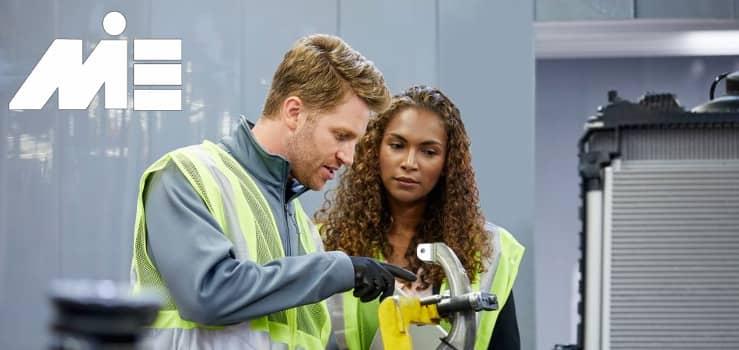 کار در آلمان و مدارک مورد نیاز ویزای کار