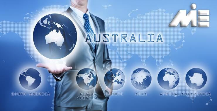سرمایه گذاری در استرالیا - اخذ اقامت و تابعیت استرالیا از طریق سرمایه گذاری