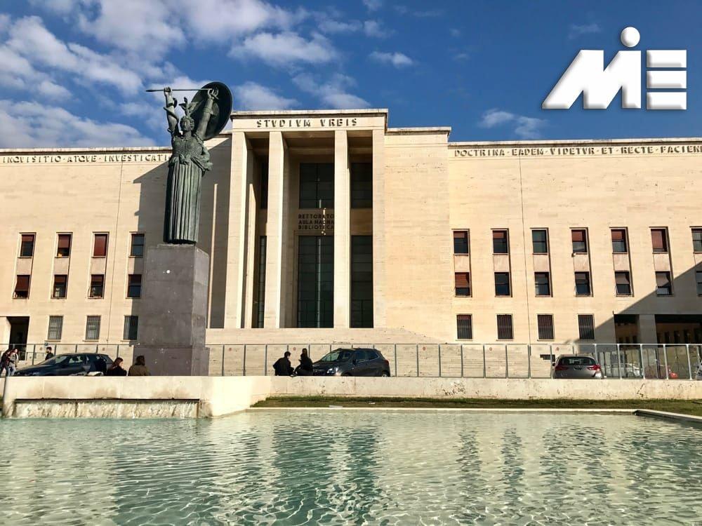 تحصیل در ایتالیا - تحصیل در دانشگاههای ایتالیا