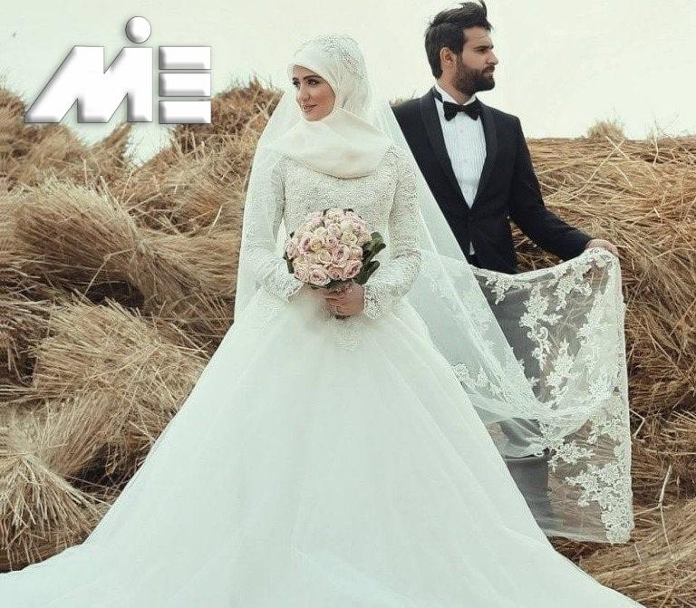 ازدواج با اتباع عربی - ازدواج عربی - اخذ اقامت و تابعیت کشورهای عربی از طریق ازدواج