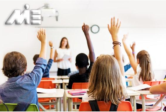 تحصیل کودکان در خارج از کشور - تحصیل در مدارس خارجی - تحصیل در مدارس در خارج از کشور