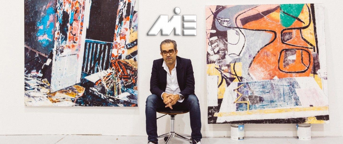 مهاجرت و اخذ اقامت افراد هنرمند و فوق موفق در کشور های خارجی - ویزای هنرمندان