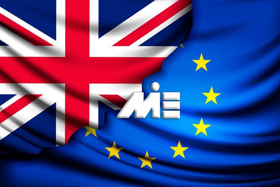 برکزیت - برگزیت - brexit - خارج شدن انگلستان از اتحادیه اروپا
