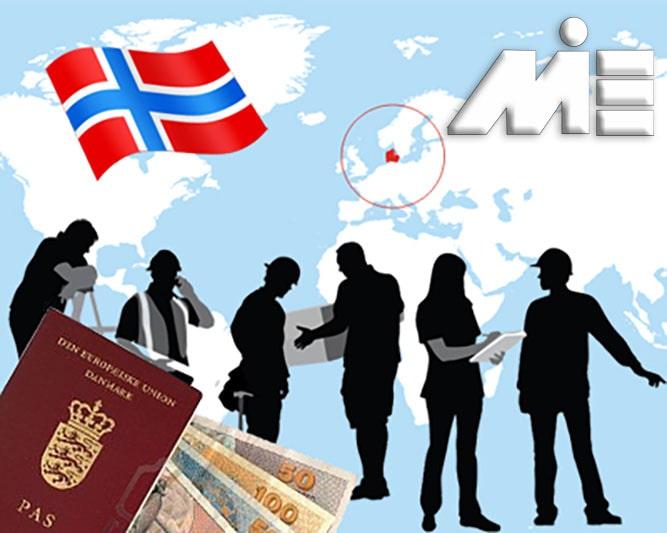 مهاجرت کاری به دانمارک - کار در دانمارک - مهاجرت به دانمارک - شهروندی دانمارک - تابعیت و پاسپورت دانمارک