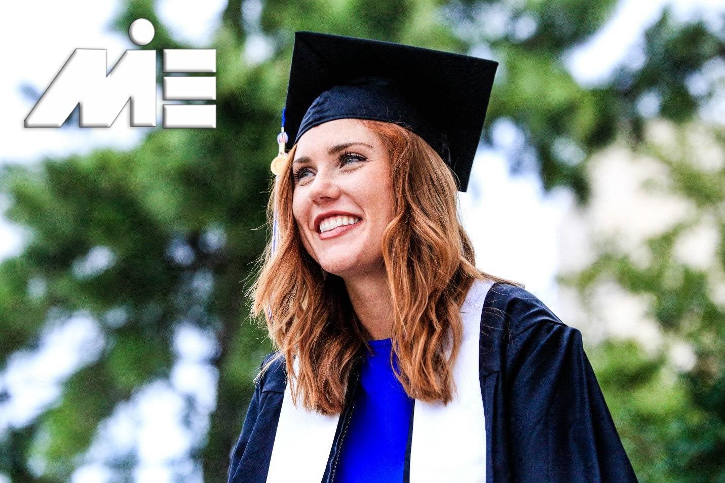 تحصیل در خارج از کشور - فارغ التحصیلی از دانشگاههای خارجی - مهاجرت تحصیلی به خارج - تحصیل در کالج های خارجی