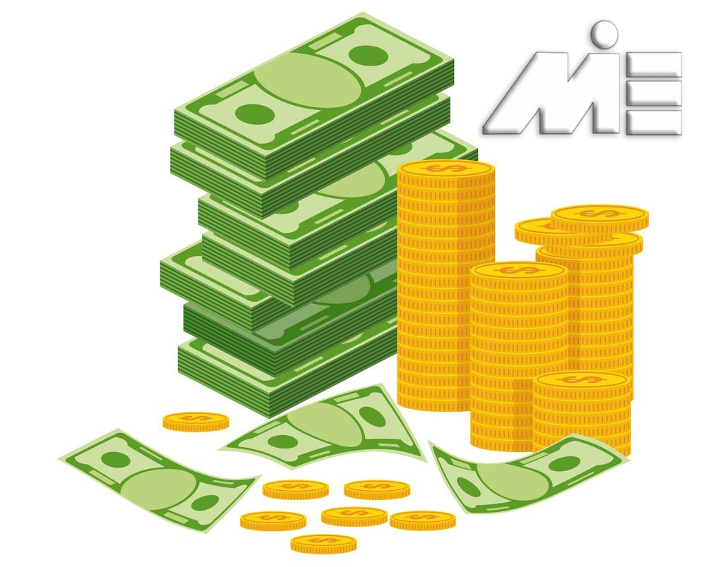 هزینه های اخذ ویزا - هزینه های زندگی در خارج از کشور