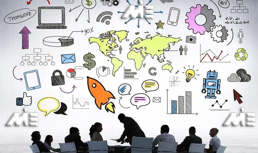 سرمایه گذاری و ثبت شرکت در خارج از کشور - کارآفرینی در خارج از کشور - بیزینس پلن