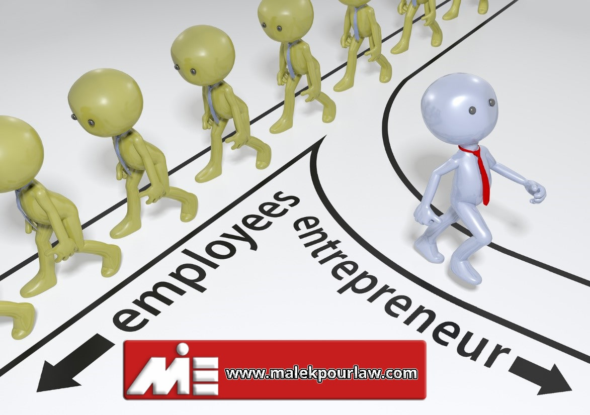 کارآفرینی در خارج از کشور - اخذ اقامت از طریق کارآفرینی - مهاجرت کارآفرینان به خارج از کشور