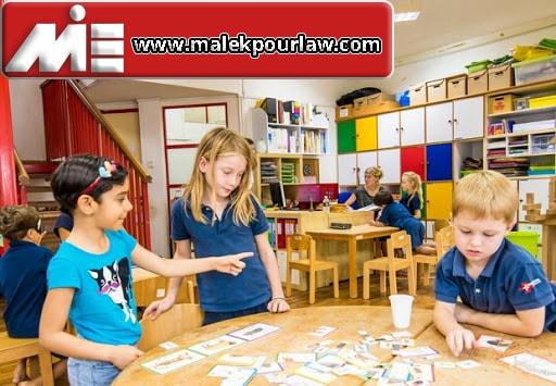 تحصیل در مدارس خارجی - تحصیل فرزندان در خارج از کشور