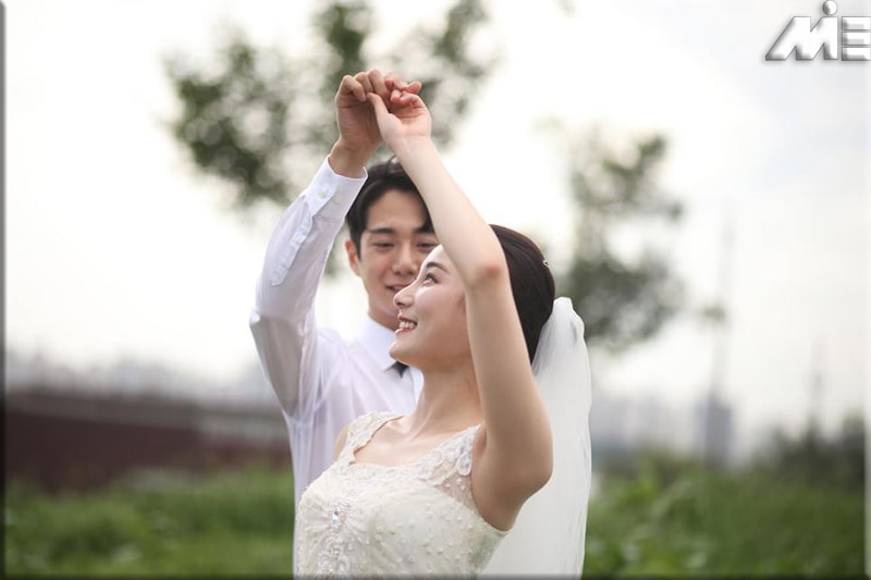 ازدواج با دختران و پسران کره ای