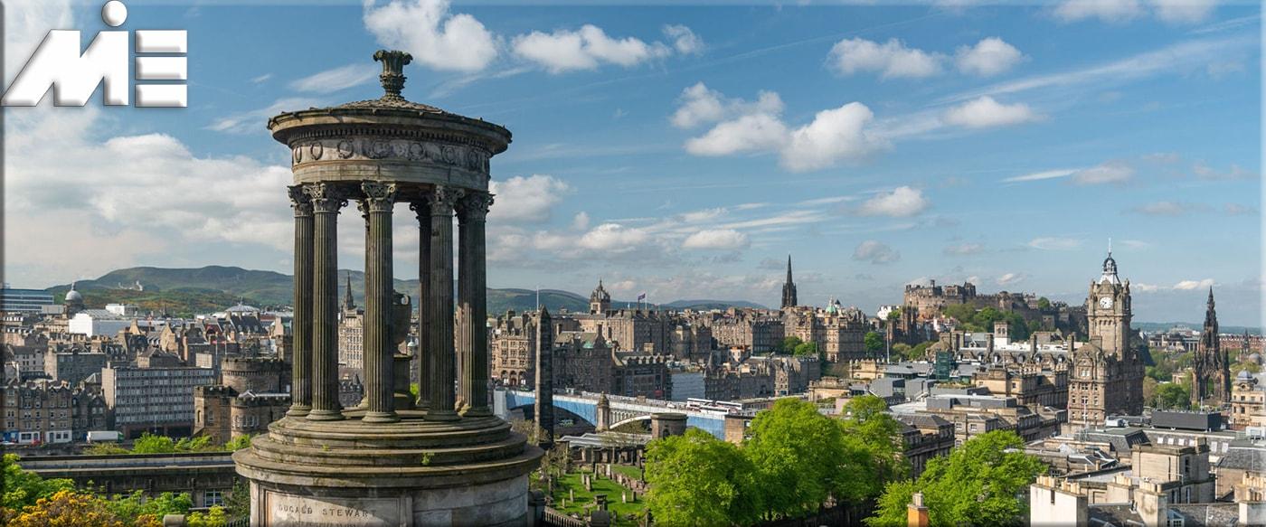 تحصیل در اسکاتلند