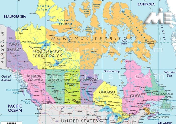 بهترین شهر کانادا برای زندگی