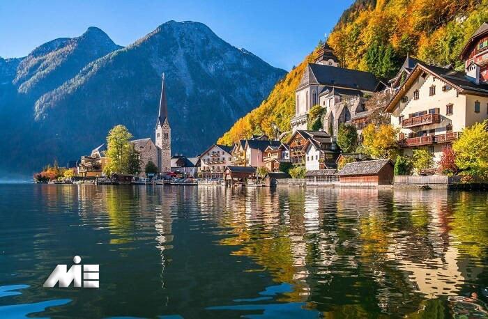 بهترین شهر های اتریش