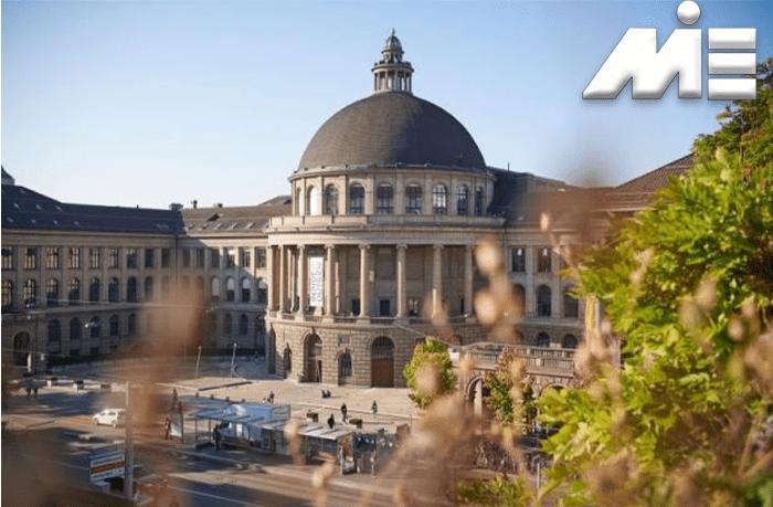 دانشگاه زوریخ برترین دانشگاه های سوئیس