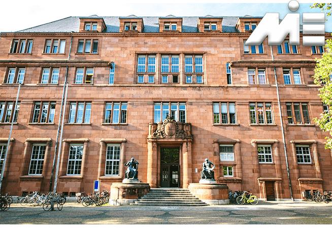 دانشگاه فریبرگ دانشگاه های برتر سوئیس