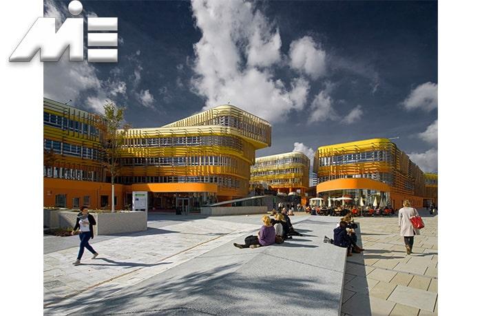 دانشگاه وین پذیرش از دانشگاه وین