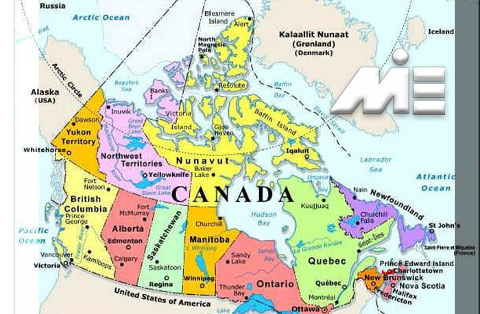 شرایط عمومی زندگی در کانادا چگونه است ؟