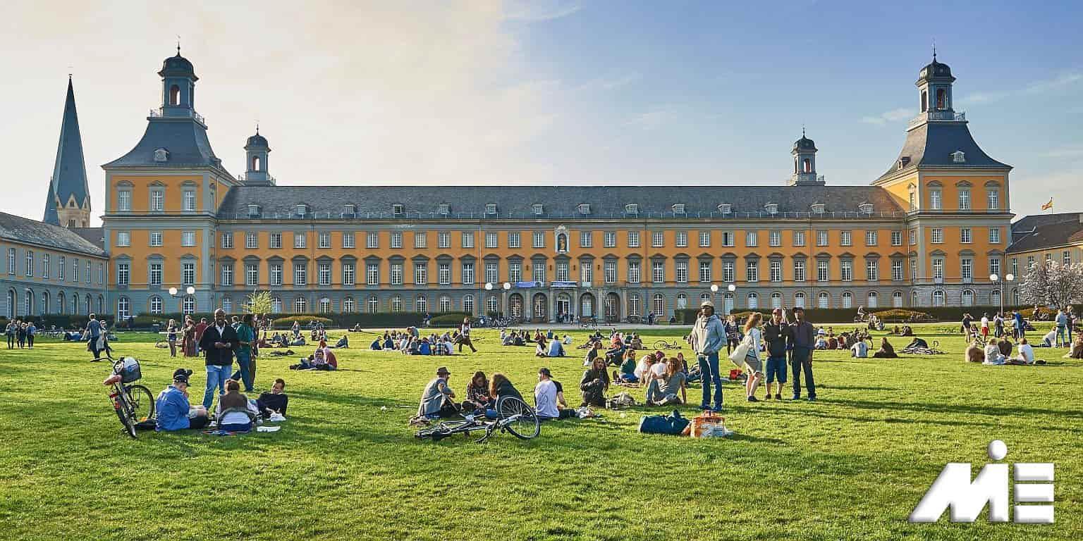 دانشگاه لایپزیگ آلمان